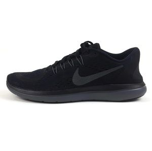 Nike Flex 2017 Anthracite Running Shoes